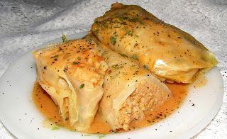 W Mojej Kuchni Lubię.. : szybkowar-pyszne gołąbki drobiowe z czosnkiem nied...