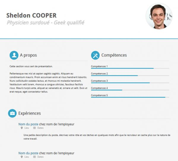87 best Resume / CV Templates images on Pinterest | Free resume ...