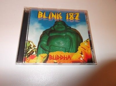 #Blink 182 #buddha cd, View more on the LINK: http://www.zeppy.io/product/gb/2/162120662069/