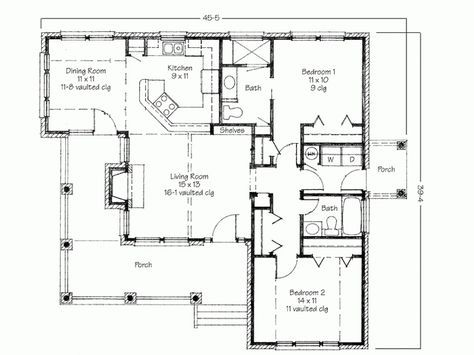Simple House Floor Plans With Measurements 349 best floorplans images on pinterest | house floor plans, small
