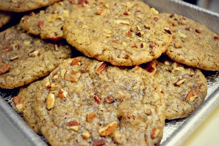 CHEWY PECAN SUPREME COPYCAT (like Great American Cookie Company)