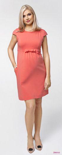 Sugar Appricot Dress- www.joliemaman.ro