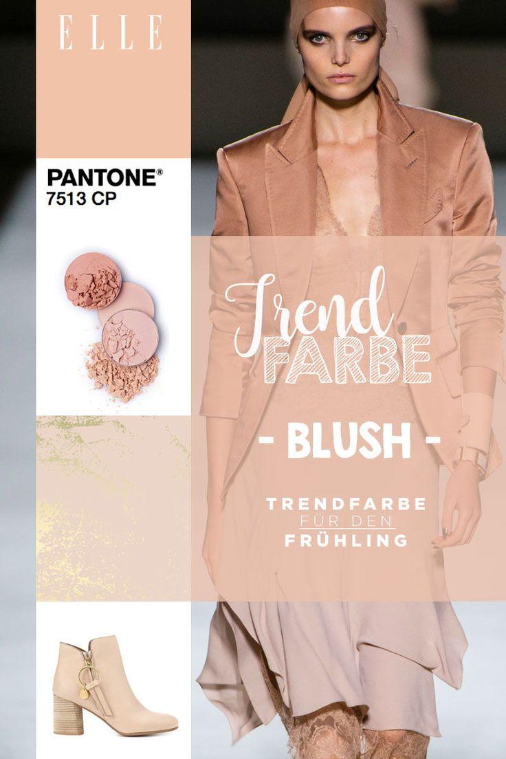 Mode-Prognose: Das werden die Trendfarben im Frühling 2019