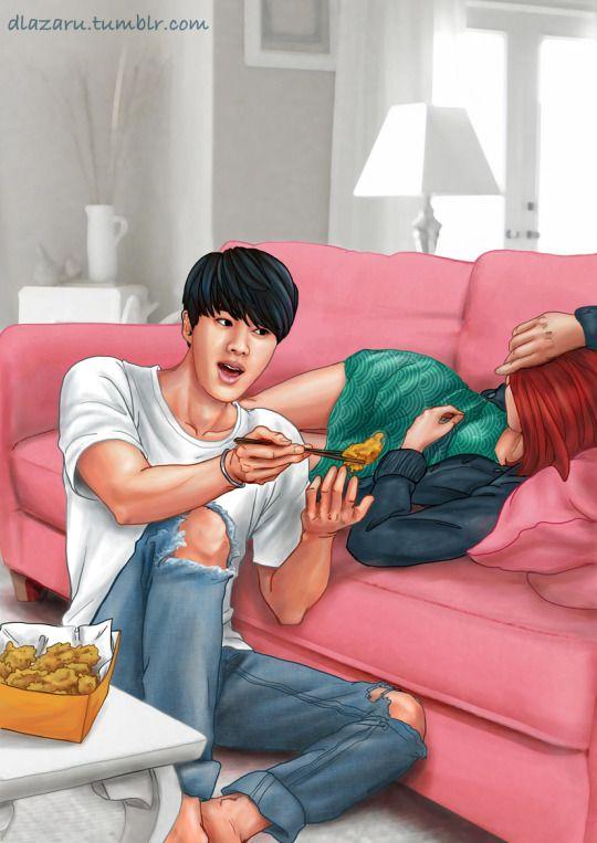 Meet BTS and other K-Pop artists through live-streaming app 'V'! | allkpop.com