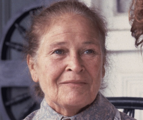 Marilla. There's still so much of her in me...