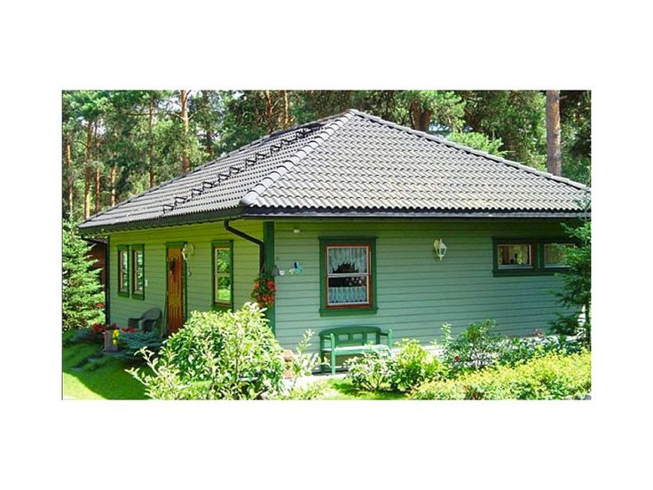 102 best images about bungalows on pinterest villas for Fertighaus klassisch