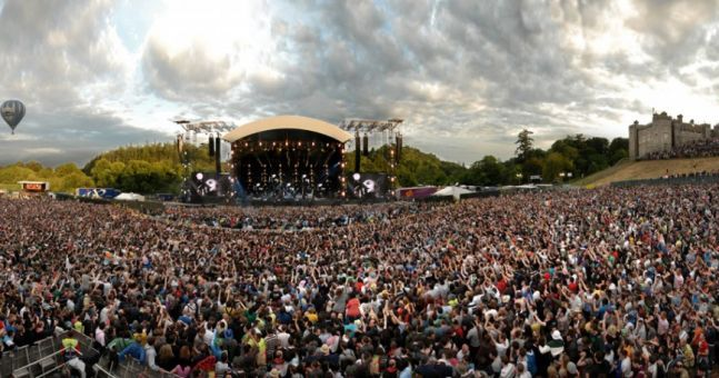 Slane Castle Has Introduced A Very Strange Rule Ahead Of This Year's Foo Fighters Gig
