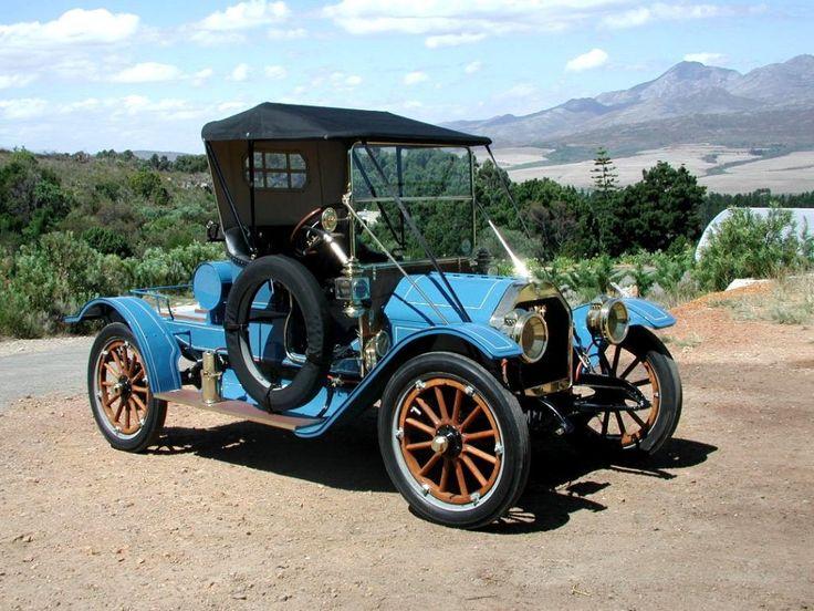 1912 E-M-F Model 30 Roadster - (E-M-F Company, Detroit, Michigan 1909-1912)