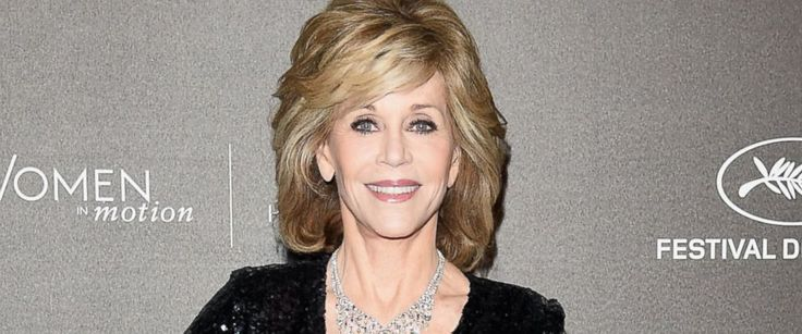 PHOTO: Jane Fonda attends the Kering Official Cannes Dinner at Place de la Castre, May 17, 2015, in Cannes, France.