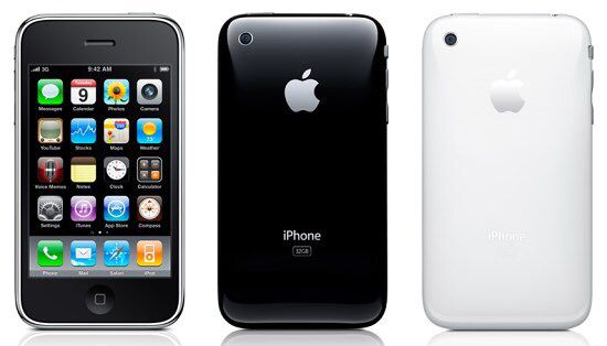 iPhone 3GS  First released : June 19, 2009