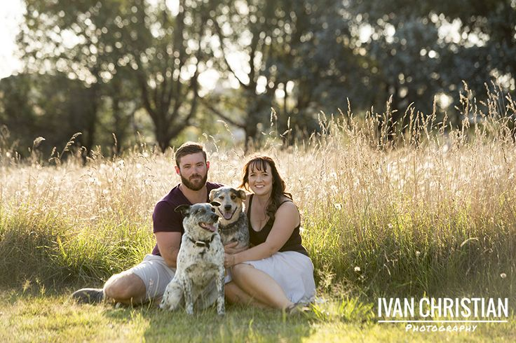 """Jess and Steven with the """"family"""" :) - Ivan Christian Photography"""