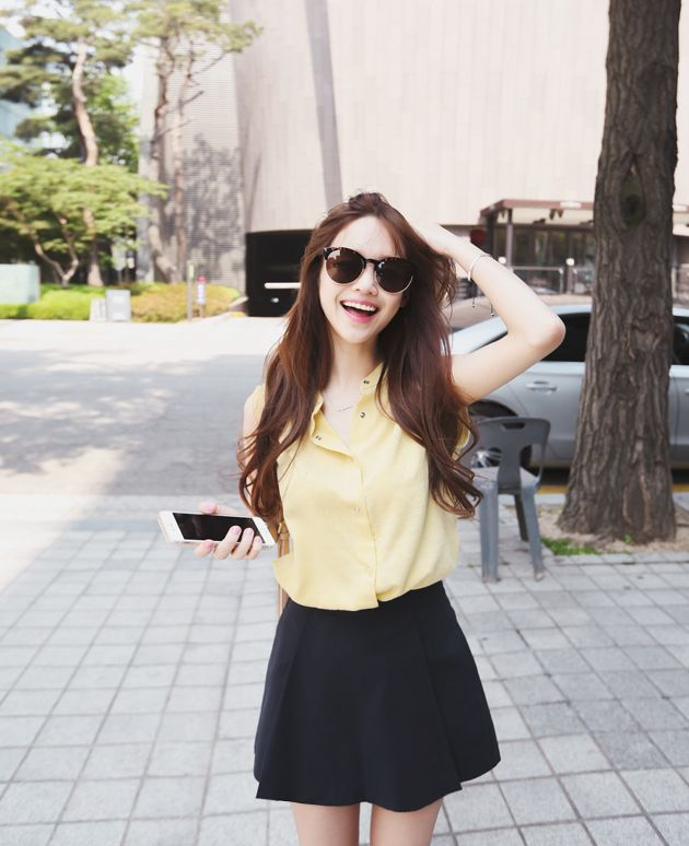 Korean Fashion Ulzzang Ulzzang Fashion Cute Girl Cute Outfit Seoul