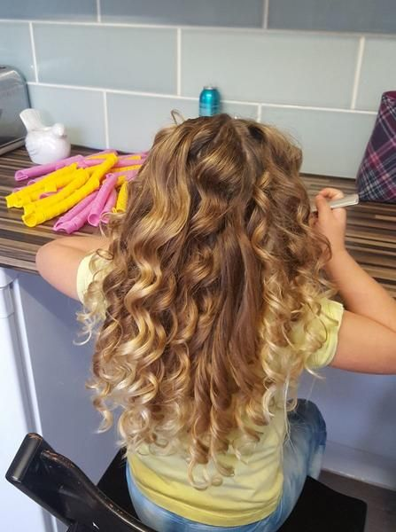 Absolutely Amazing Hair Curlers - The Glitter Zone
