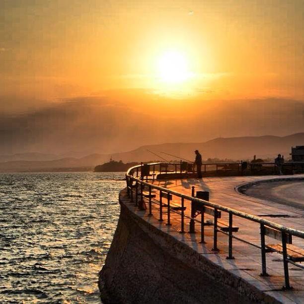 The beachfront Alexandroupolis -Evrou