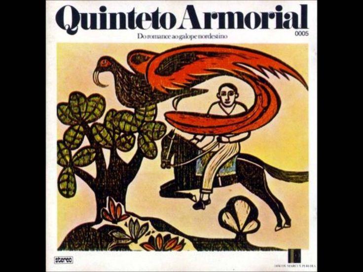 Quinteto Armorial - Do Romance ao Galope Nordestino (1974) - Completo/Fu...