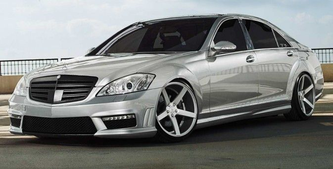 mercedes classe s on vossen vvs cv3 every gentleman. Black Bedroom Furniture Sets. Home Design Ideas