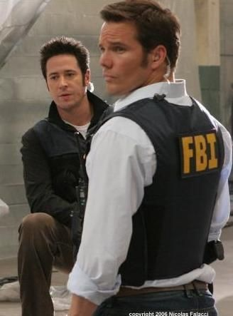 My kind of men, sexy FBI......nothing wrong with this picture!