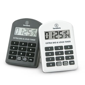 Extra Big And Loud Kitchen Timer Timer Kitchen Timers Making Life Easier