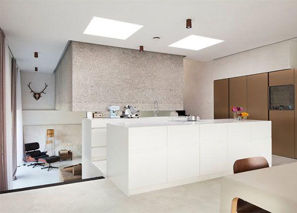 Haus 3m by destilat architecture and design modern for Kitchen designs 3m x 4m
