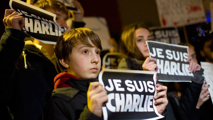The Kingdom Of News: Society: #JeSuisCharlie hashtag tweeted over 5mn t...