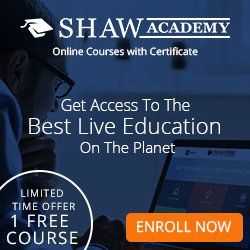 13 best udemy latest coupons deals sale images on pinterest coupon shaw academy giving you one free course get it httpbit fandeluxe Images