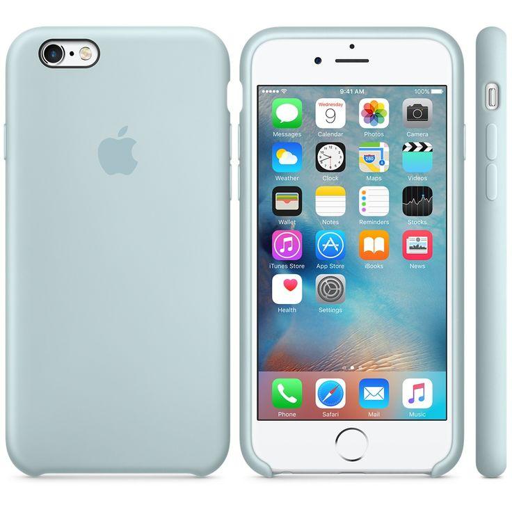 iPhone6s Silikon Case in Türkis von Apple - 39,00€