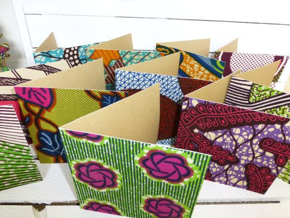 35 Fabric covered Wedding invitations Party by ChilliPeppa on Etsy