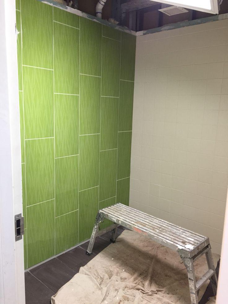 Accent Wall: Showscape - Brushstroke | Daltile | Ceramic ...