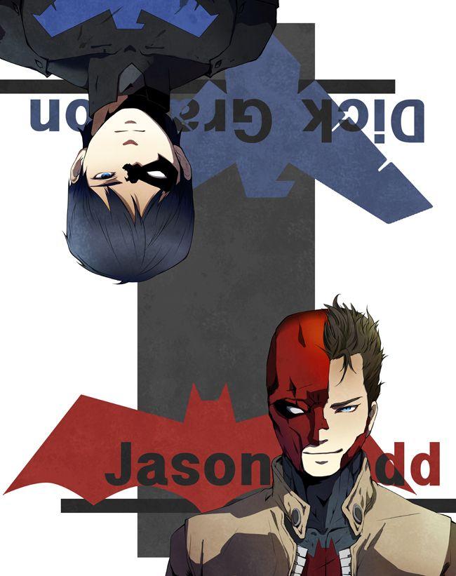 66 best Robin/ Nightwing images on Pinterest | Batman ...