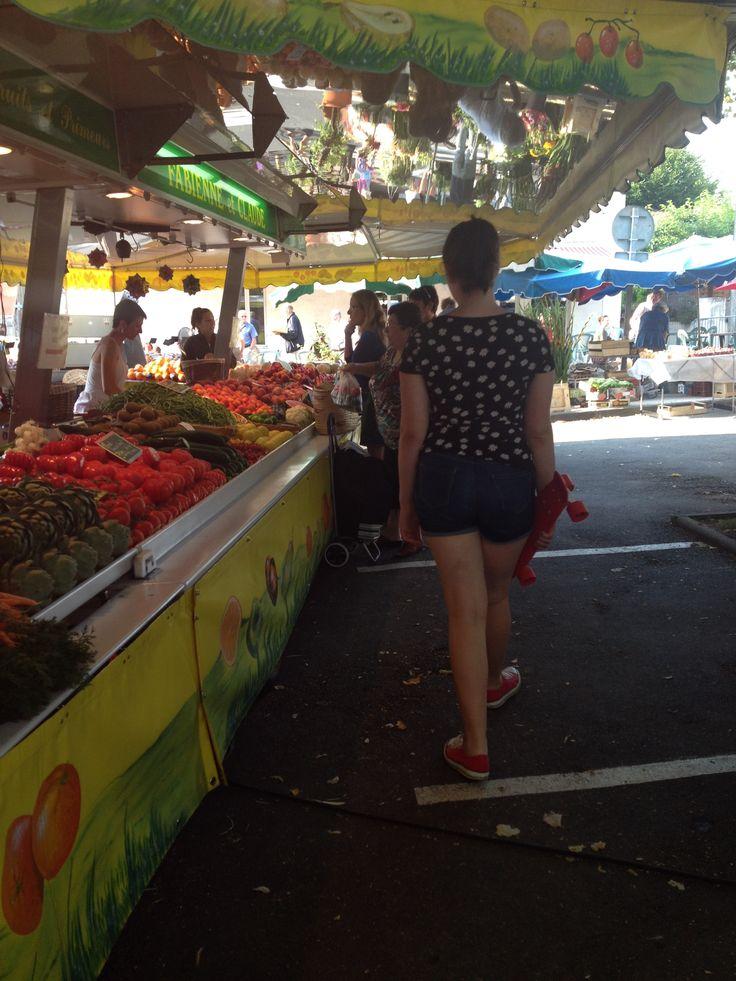 Riberac Food Market