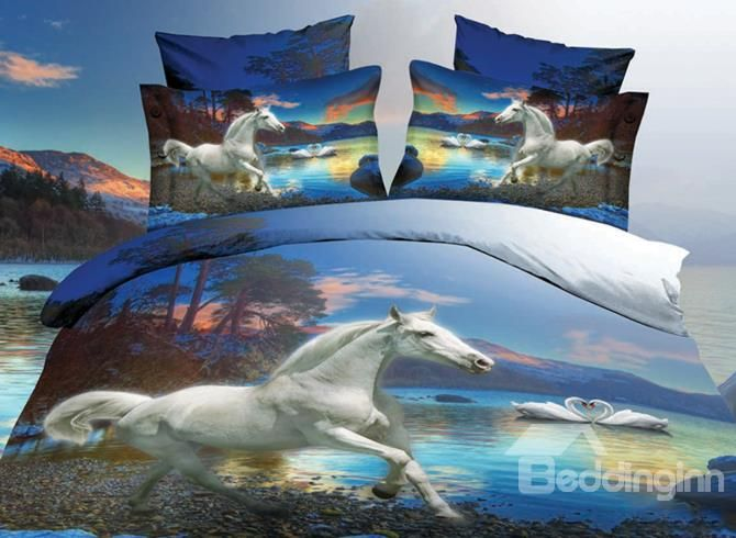 114 Best Images About Beddinginn 3d Bedding On Pinterest