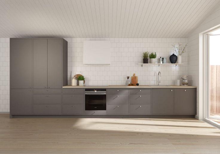 Sigdal kjøkken - Line Inframe, S7500-N