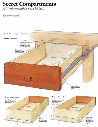 Best 25+ Secret compartment furniture ideas on Pinterest | Hidden ...