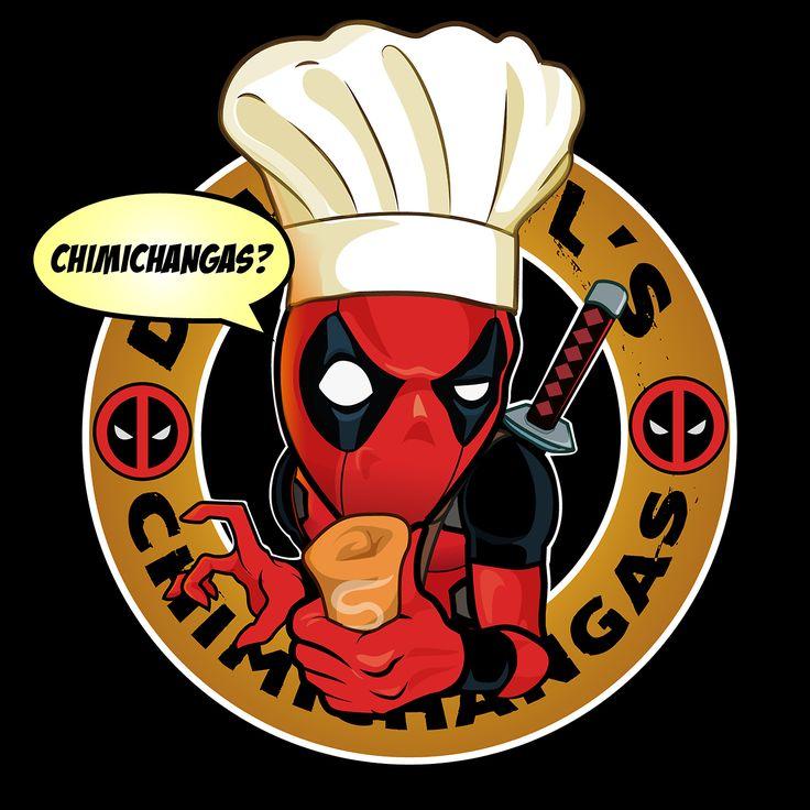 Deadpool's Chimichangas - Cristian Rivera
