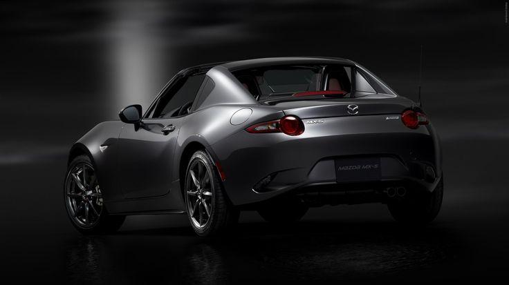 2016 Mazda MX-5 RF  #Japanese_brands #Mazda_MX_5_RF #NYAS_2016 #Mazda #2016MY #Mazda_MX_5 #Segment_S