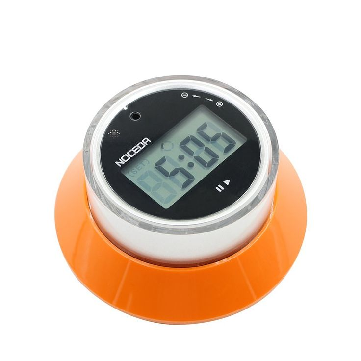 #Cuker #Digital #Kitchen Timer (#Orange)