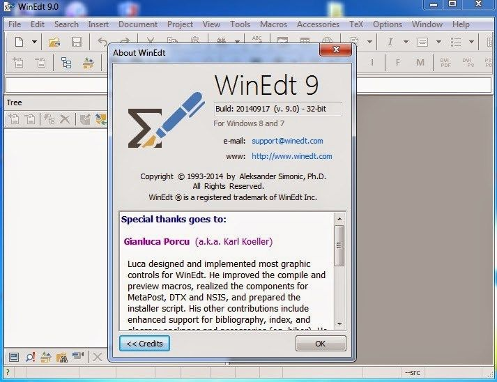 winedit latex gratuit