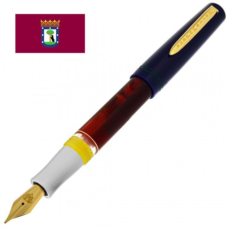 MARTEMODENA - MARLEN Fountain pen CITIZEN of Madrid - Iridium NIB
