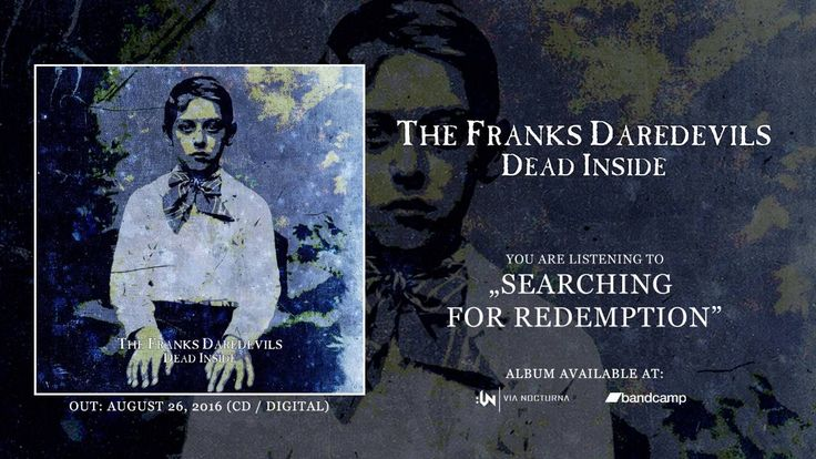 THE FRANKS DAREDEVILS - Searching For Redemption [Official Track]
