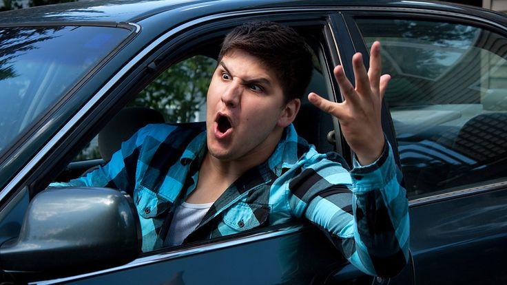 Как не попасть в ДТП или основные типы опасных водителей...