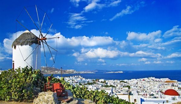 Mykonos, Greece Tours and Vacations #gate1travel