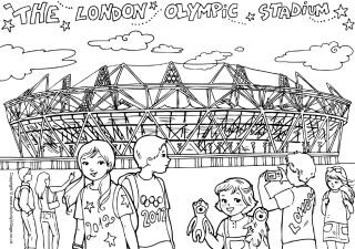 London Olympic activities for kids