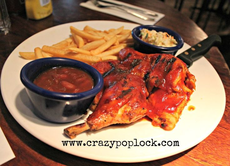 Hard Rock Cafe - India  Chicken BBQ