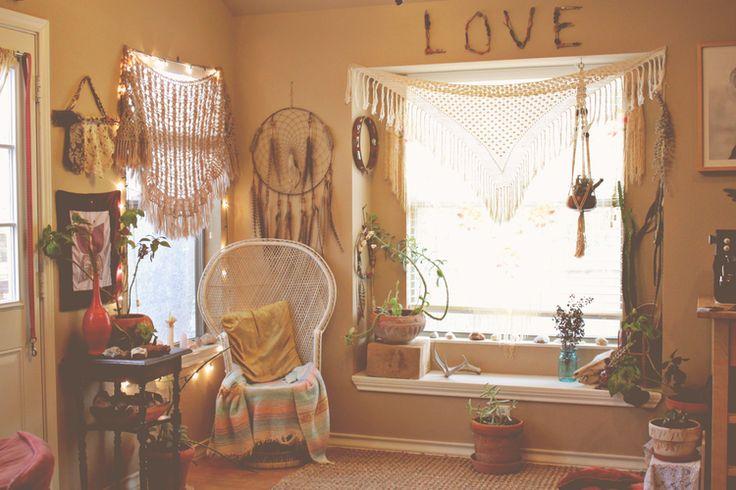 Laura's Home via bohocollective.com