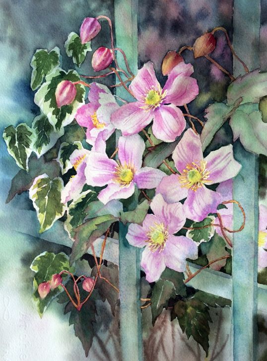 Welcome to Ann Mortimer Art