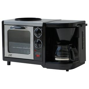 Contemporary Toaster Ovens by SPT Appliance Inc.
