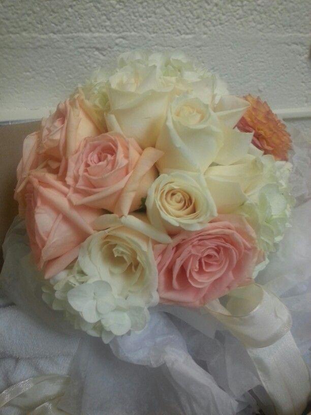 Roses for beautiful Ariel