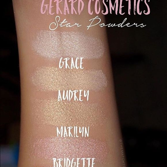 Gerard Cosmetics highlighter in Audrey✨✨✨✨✨ Never used!!! Makeup