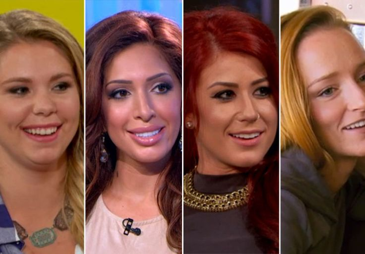 Teen Mom' Net Worth: How Much Money Have the MTV Reality Stars Earned