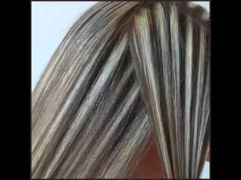 Resultado de imagen para mechas platinadas MODA - Diy Hairstyles